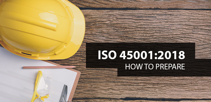 ISO 45001:2018 – Occupational Health and Safety Management System.